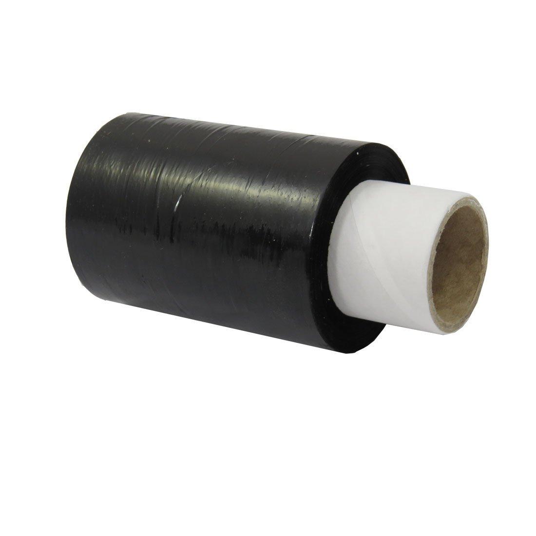 triplast 100mm x 150m Mini Film étirable pour palette–Noir (Lot de 10) MS150