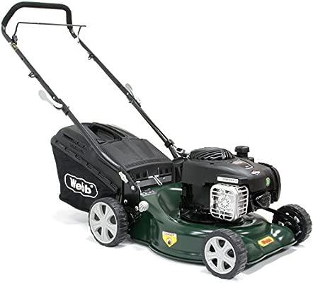 Webb R16HP mano silla 40,64 cm gasolina cortadora de césped ...