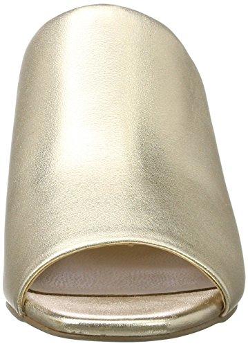 Aldo Alaska, Zapatos de Punta Descubierta para Mujer Dorado (Gold 82)