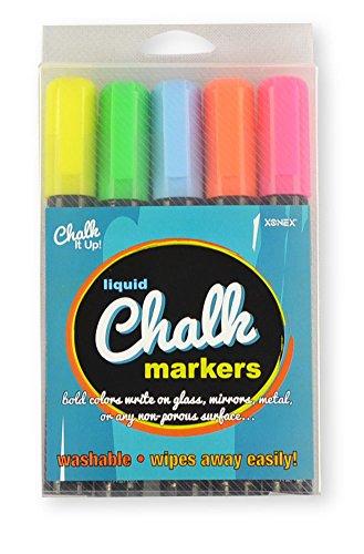 Xonex Chalk Markers (30301)