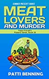 Meat Lovers and Murder (Papa Pacelli's Pizzeria Series Book 25)