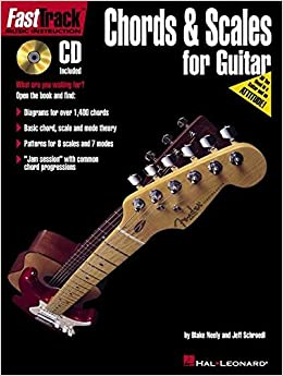 Chords & Scales for Guitar (Fast Track Music Instruction)