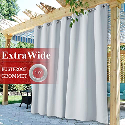 StangH Outdoor Patio Curtains