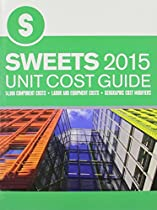 Sweets Unit Cost Guide 2015