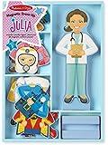 Melissa & Doug Julia Magnetic Dress-Up Toy