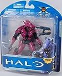Halo McFarlane Toys Anniversary Series 1 ADVANCE Exclusive Action Figure MAROON Elite Combat