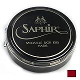 Burgundy Saphir Medaille d'Or Polish Wax 100ml Tin