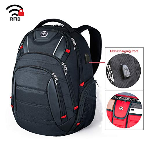 Swissdigital Circuit Laptop Backpack