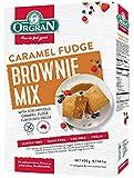 Orgran Gluten Free Caramel Fudge Brownie Mix 400 g