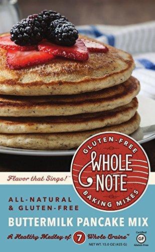 (Gluten Free Baking Mix, Buttermilk Pancake Mix, 3 Count)