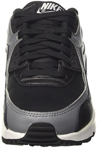 Nike white Wmns black Scarpe Nero Max black Donna Da 90 Grey Ginnastica cool Air black rrfqnd6