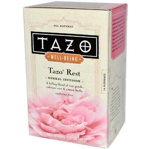 Tazo Well-Being Rest Tea - 16 Bags