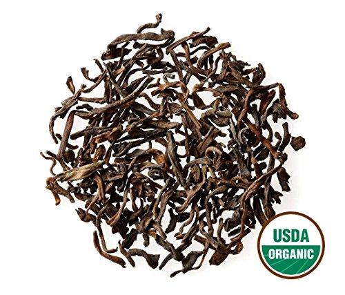 Pu-erh Tea - Organic - Loose Leaf - Bulk - Non GMO - 181 - Pu Erh Tea Golden