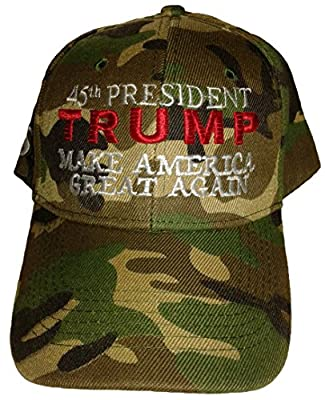 Make America Great Again Donald Trump Hat by C2