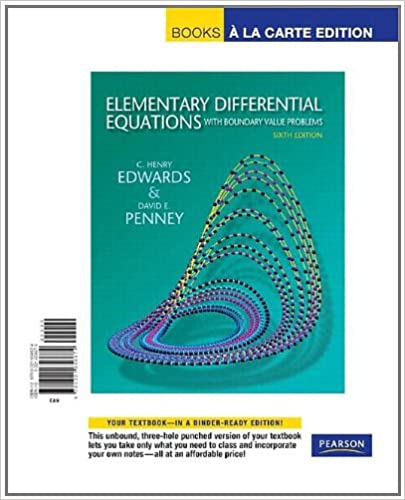 Me 1202 linear algebra ordinary differential equations odes differential equations and linear algebra 3rd edition c henry edwards and penney differential equations solutions manual fandeluxe Image collections