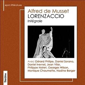 Lorenzaccio Performance