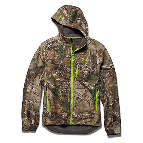 Tex Gore Windstopper Jacket - Under Armour Gore-Tex Windstopper Jacket - Men's Realtree Ap Xtra / Velocity Small