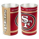 NFL San Francisco 49ers Wastebasket