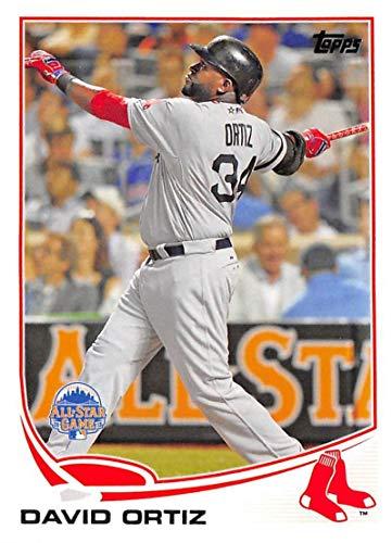 2013 Topps Update #US285a David Ortiz Red Sox MLB Baseball Card NM-MT