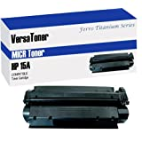 VersaToner - 15A C7115A MICR Toner Cartridge for Check Printing - Compatible with LaserJet 3300, 1000, 3320, 1200, 3380, 3310, 1220