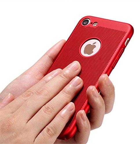iPhone Respirant D Case Vanki Coque 6S Mesh nBz1nxg