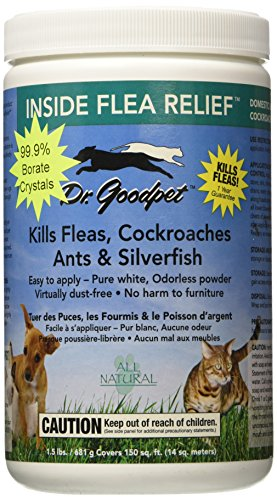 Dr Goodpet Crystals Cockroaches Silverfish