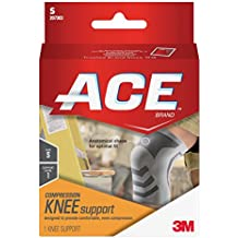 ACE Knitted Knee Support, Small (Pack of 2)