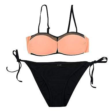 Amazon.com: Severkill Traje de baño para mujer, 2 piezas ...