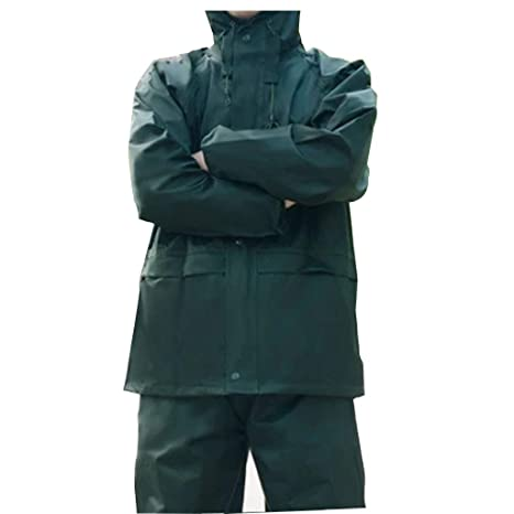 Llsdls Impermeable Alpinismo Traje Impermeable Cuerpo ...