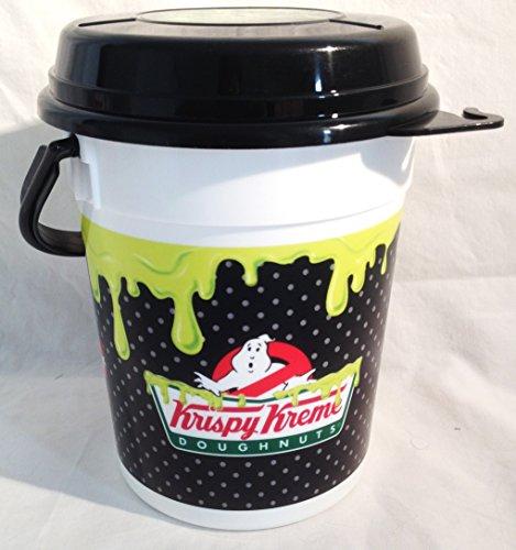 Ghostbusters Krispy Kreme Exclusive 30th Anniversary Halloween Pail Regional NEW]()