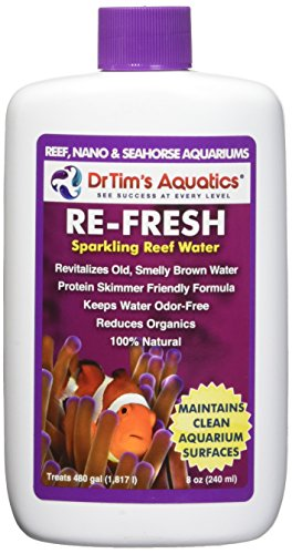 DrTim's Aquatics Re-Fresh Aquarium Revitalizer, Reef & Nano 8 -