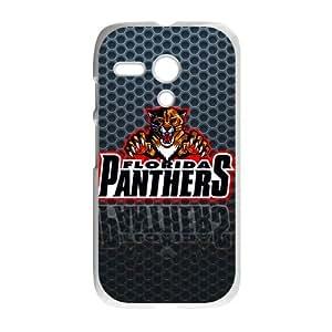 NHL Florida Panthers Ice Custom Case for Motorola G