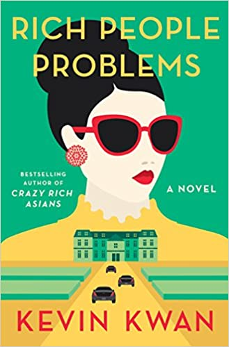 Image result for rich people problems novel