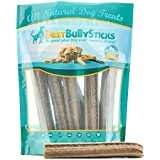 Best Bully Sticks Jumbo Dental Bully Dog Treats (6 Pack) Made in The USA