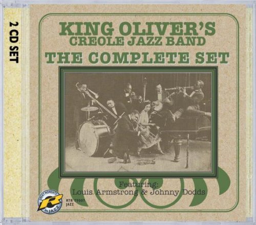 King Oliver's Creole Jazz Band: The Complete Set by Challenge