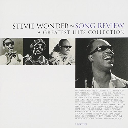 Stevie Wonder - Song Review: A Greatest Hits Collection (Stevie Wonder Best Hits)