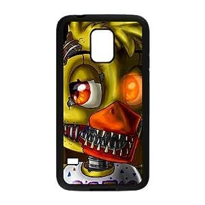 Samsung Galaxy S5 Mini Phone Case Black Five nights at Freddy's VC3XB2025996