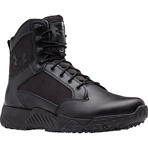 Under Armour Men's Stellar Tac, Black/Black/Black, 10 D(M) US by Under Armour