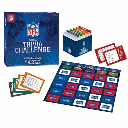 USAopoly 110534 NFL Challenge Trivia