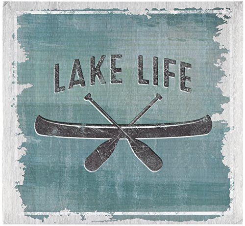 (MCS MBI 13.5x12.5 Inch Lake Life Theme Scrapbook Album with 12x12 Inch Pages (860122))