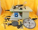 Gowe multi-functional jade mini table saw,multi-purpose jade carving machine , grinding polishing machine