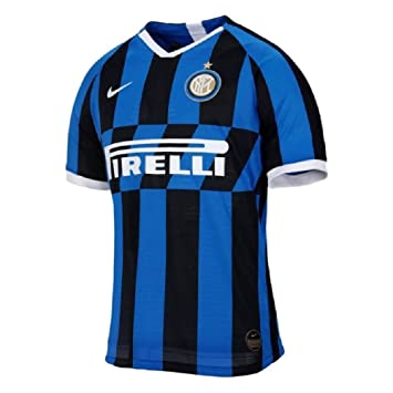 the latest 3b7d0 8a148 Nike 2019-2020 Inter Milan Authentic Vapor Match Home ...