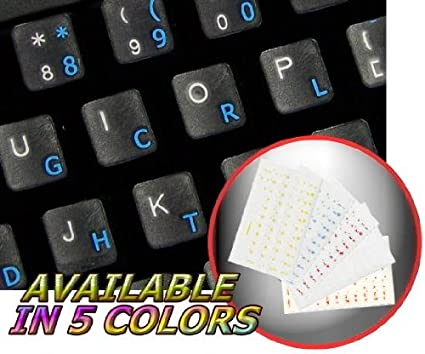 da467636197 Image Unavailable. Image not available for. Color: Dvorak Simplified Keyboard  Stickers ...