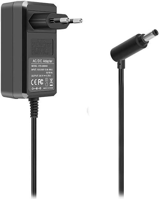 Cargador 26.1V 0.78A Fuente Fuente para aspiradora Dyson batería ...