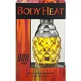Parfums De Coeur Bod Man Body Heat Spray Cologne, 1.4 Ounce