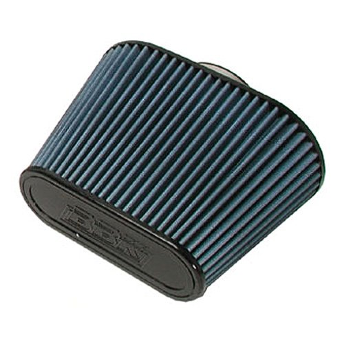 BBK 1741 BBK Cold Air Intake Replacement High Flow Washable Air Filter - Blue