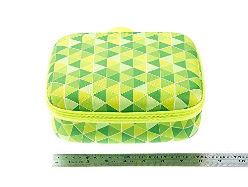 ZIPIT Colorz Jumbo Large Storage Box, Green Photo #6