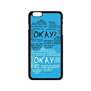 NICKER okay? okay. Phone Case for Iphone 6