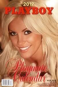Playboy 2012 Playmate Wall Calendar [de espiral Bound