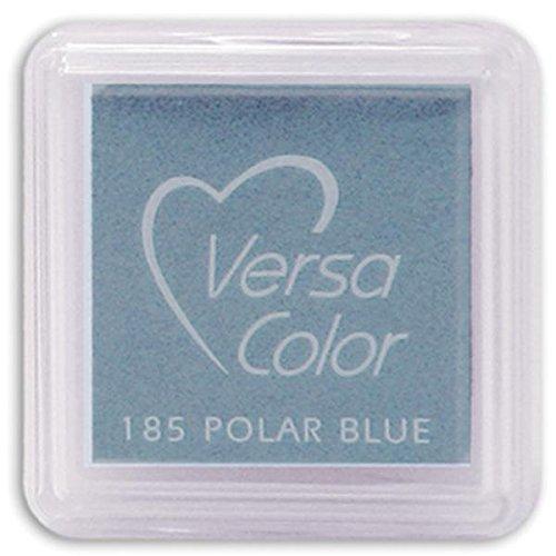 Ink Gray Stazon - Tsukineko Small-Size VersaColor Ultimate Pigment Inkpad, Polar Blue